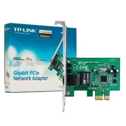 Adaptador Tp-Link Network PCI Express Gigabit 100 mbps TG-3468