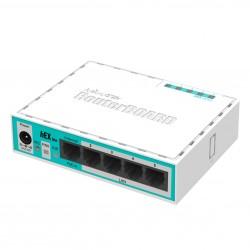 Router MIKROTIK Ap RB750GR3 Case Plas 10-100-1000