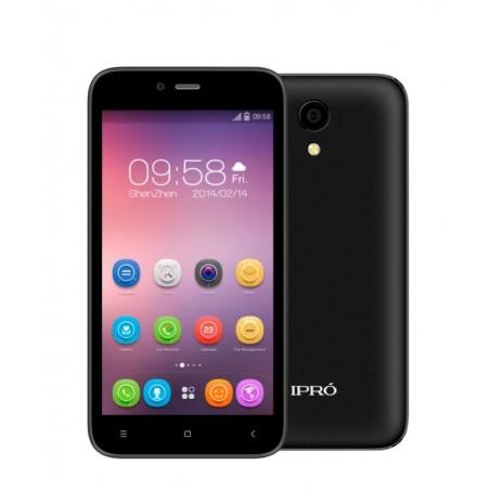 Teléfono  IPRO Kylin 5.5 Negro con Lector de Huella