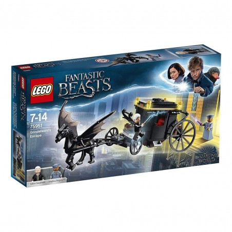LEGO 75951 Animales Fantásticos y los Crímenes de Grindelwald