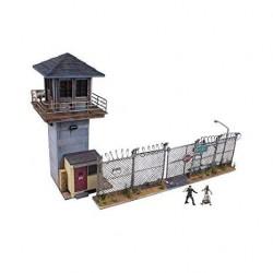 Lego Coleccionable| The Walking Dead | Torre y Puerta de Prisión