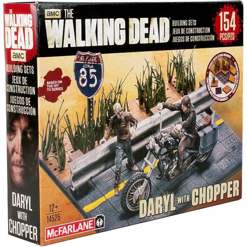 Figura Walking Dead Coleccionable