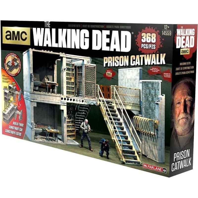 Lego Coleccionable | The Walking Dead | Prison Catwalk