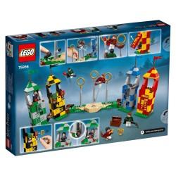 Lego 75956 | Harry Potter ™ | Juego de Quiditch