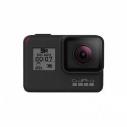 GOPRO HERO7 BLACK TACTIL VIDEO 4K, 12MP, LIVE STRAM, ESTABILIZADOR, AGUA 10M