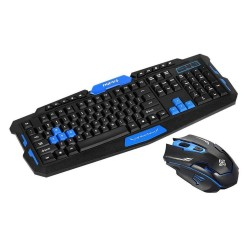 KEYBOARD GAME H8100+MOUSE (INALAMBRICOS)