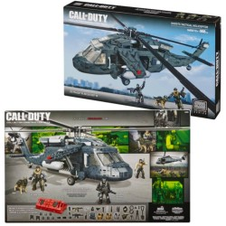 LEGO MEGA CONSTRUX CALL OF DUTY HELICOPTERO TÁCTICO GHOSTS 06858