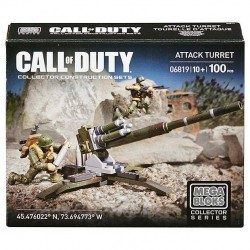 Mega Bloks Call of Duty 06819 - Attack Turret