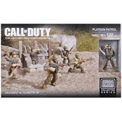 LEGO Mega Bloks Call of Duty 06862 Platoon Patrol Set