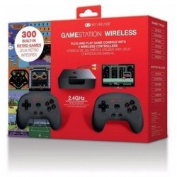 Consola My Arcade DreamGear 300 Juegos Wireless