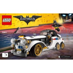 LEGO BATMAN MOVIE™ THE PENGUIN'S ARTIC ROLLER