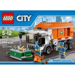 LEGO CITY CAMIÓN DE LA BASURA