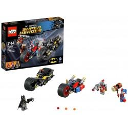 LEGO Super Héroes: Batman: Ciclo persecución en Ciudad Gótica, 76053