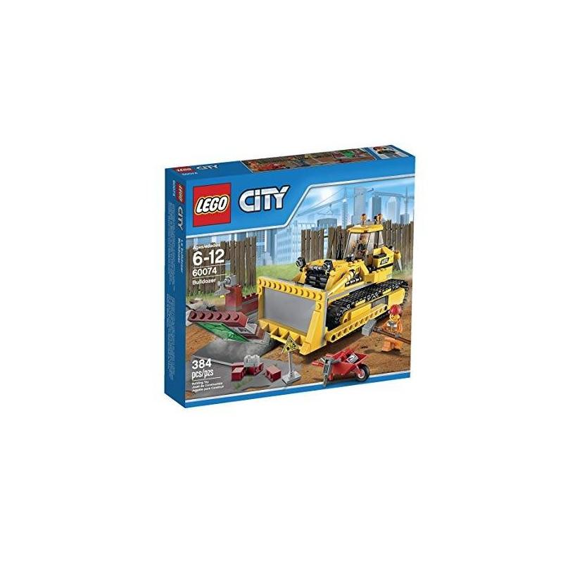 LEGO CITY Demoledora de la Ciudad