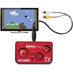 Consola My Arcade Retro Play Controller 200 JuegosConsola My Arcade Gamer X 220 juegos Portátil-Negro.-Kartyy | SuperMarket Online