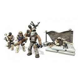 Mega Bloks Call of Duty Coleccionable | Escuadrón del Desierto CNG78