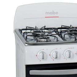 Cocina Mabe de 4 hornillas a gas modelo 5100