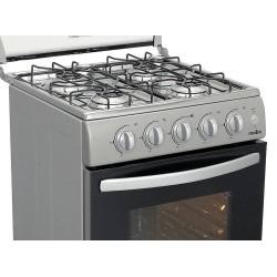Cocina Mabe 4 hornillas a gas 51cm modelo 5120