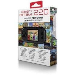 Consola My Arcade Gamer X 220 juegos Portátil-Negro.Consola My Arcade Gamer X 220 juegos Portátil-Negro.-Kartyy | SuperMarket Online