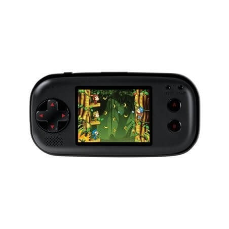Consola My Arcade Gamer X 220 juegos Portátil-Negro.