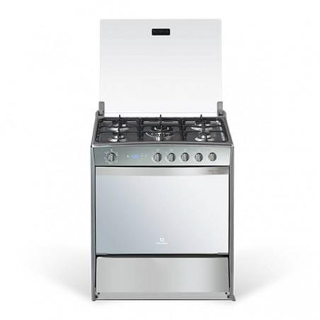 Cocina Indurama a Gas de 6 hornillas modelo Montecarlo
