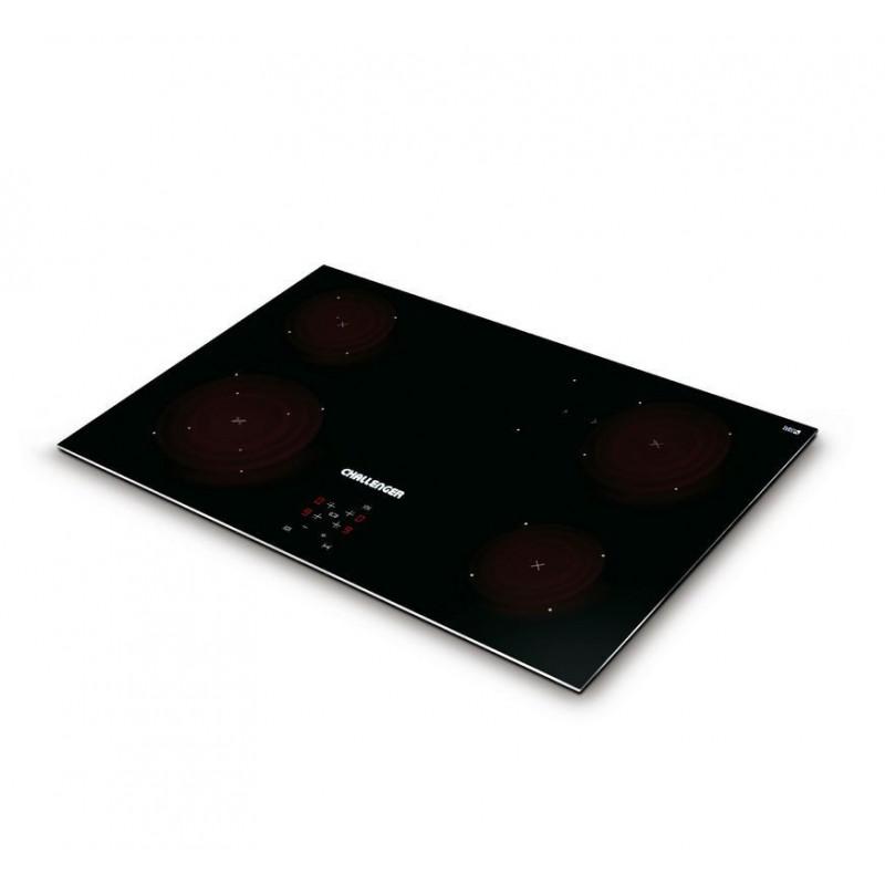 Cocina Eléctrica 77x50,5cm Challenger SL 6077 Vitroceramica 220V
