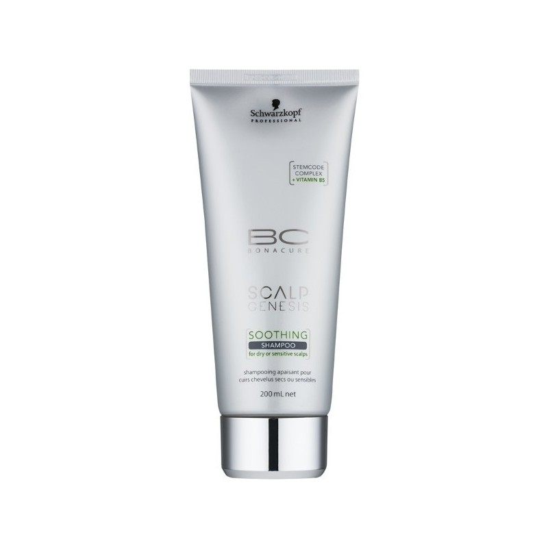 Shampoo SCHWARZKOPF Scalp Génesis 250ml