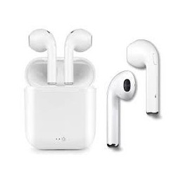 Audifonos Inalambricos  AirPods Version I9s Tws Bluetooth 5.0 Con Estuche