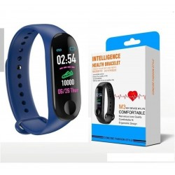 Reloj Pulsera Deportiva Inteligente Smartband M3