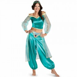 Disfraz de princesa de DISNEY JAZMIN