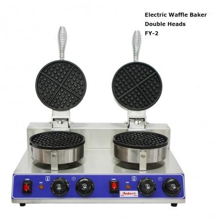 Maquina INDUSTRIAL  eléctrica para wafles - FY-2.-