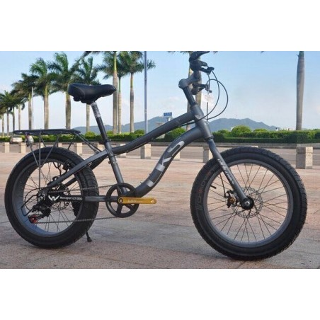 Bicicleta Fat Bike - Montañera