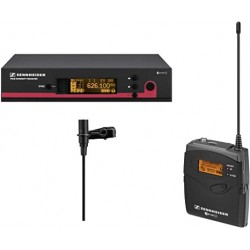 Micrófono Sennheiser System Ew-112 Sistema De Audio