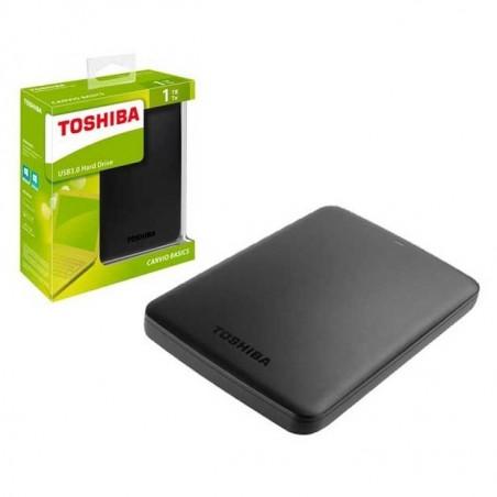 DISCO DURO EXTERNO 1 TB USB 3.0 TOSHIBA