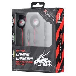Audifonos Gaming XTRIKE ME GE-108 mic. duales