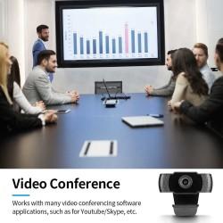 Cámara WebCam 101JD Full HD 1080p