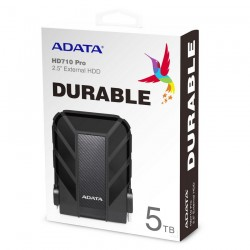 Disco Externo Adata HD710P 5TB Negro Usb 3.1
