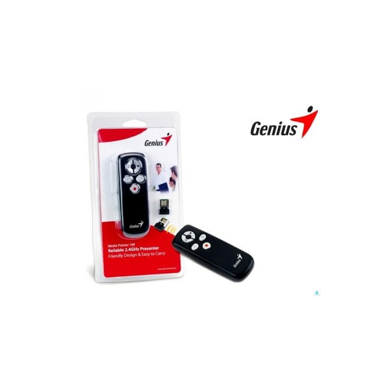 Puntero Genius Media Pointer 100 USB