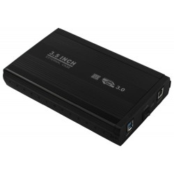 Capsula para Disco Duro Externo SATA 3.5Pulg - USB 3.0