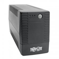 UPS Interactivo Tripp Lite VS650T 650VA - 360W - 120V - 6 Tomacorrientes AVR