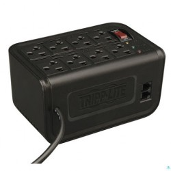 Regulador de voltaje Tripp Lite VR1208R 1200 VA - 8 Tomas