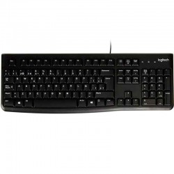 Teclado Logitech K230 Wireless USB Unifying Plug and Play