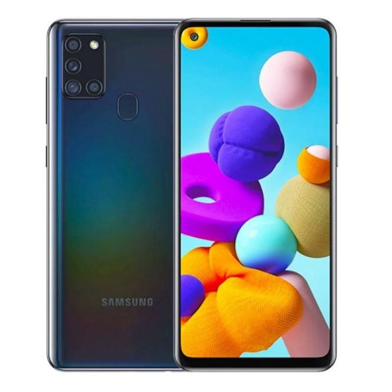 Samsung Galaxy A21S - 32GB de Almacenamiento
