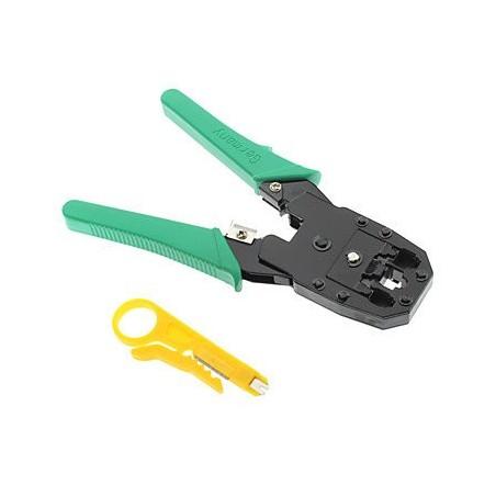 Ponchadora con cortador de cables OB-315