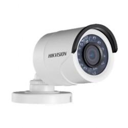 Camara Hikvision Metalica Tipo bullet 720p visión nocturna