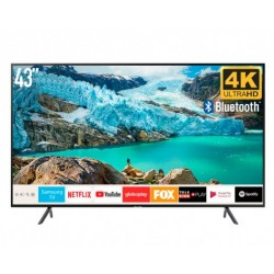 Smart Tv SAMSUNG 43 Pulgadas UN43RU7100PCZE 4K UHD Bluetooth