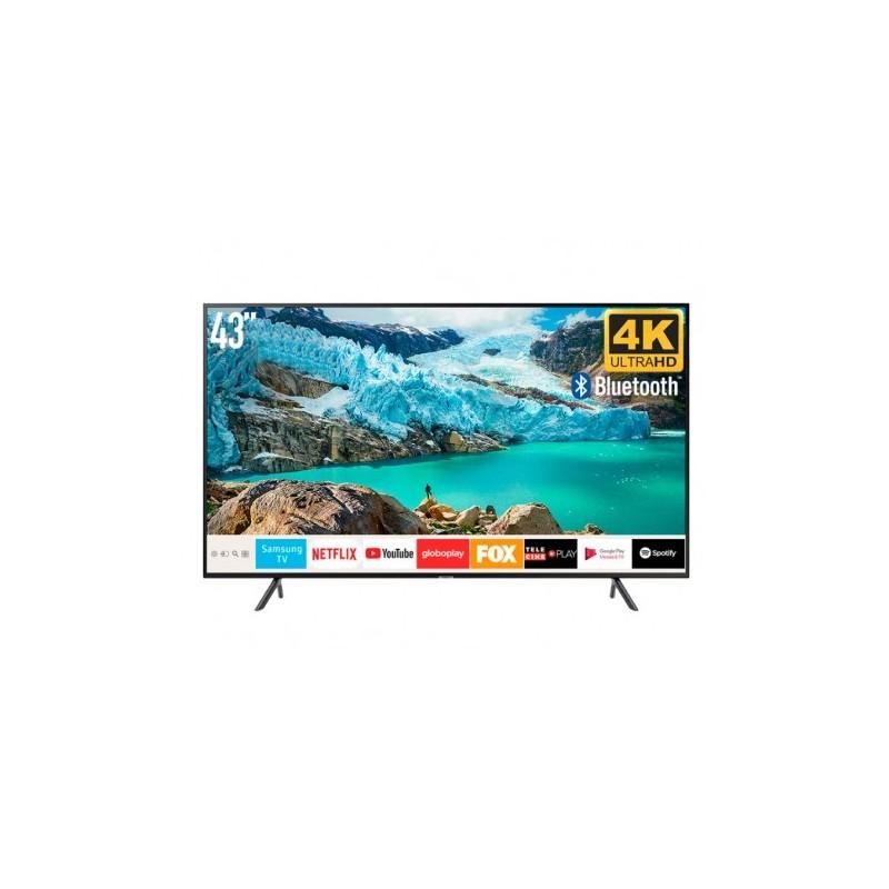 Smart Tv SAMSUNG 43 Pulgadas UN43RU7100PCZE 4K UHD Bluetooth