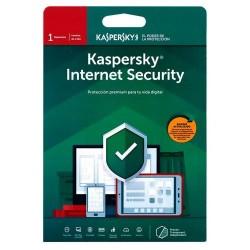 Licencia Antivirus KASPERSKY KIS
