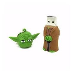 Flash Memory de 8Gb de Star War Maestro Yoda