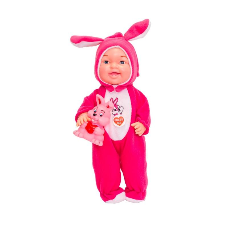 Bebé conejita (HABLA O CANTA CON LUCES)